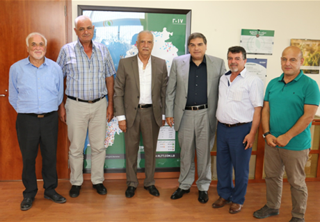 Seklaoui Discusses Developmental Projects with Local Delegations
