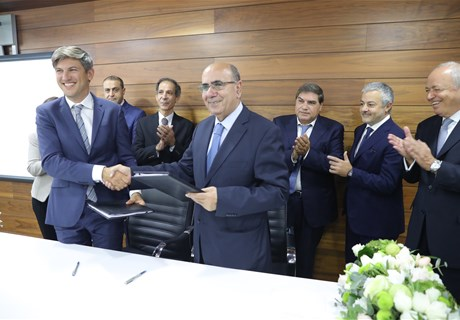 """Regie"" signs agreement with ""Philip Morris"" to manufacture its products in Lebanon"