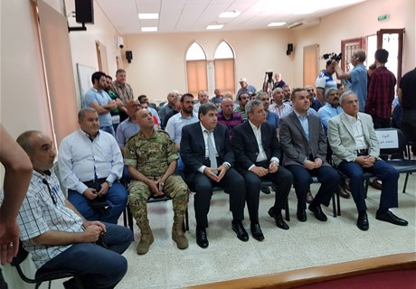 Eng. Seklaoui, Maj. Gen. Kheir and deputies visit tobacco planting towns, meet with farmers