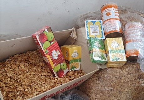 Regie raids warehouse for smuggled tombacs in Dahyeh's Hay Madi