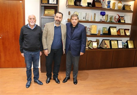 Seklaoui meets Head of Akkar Union of Mayors