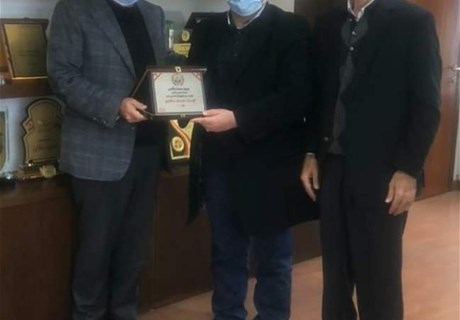 Engineer Seklaoui receives Head of Akkar Youth Union